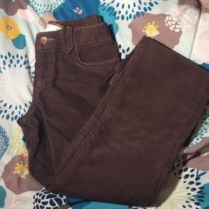 Super cute brown jeans